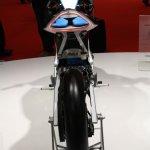 Yamaha PES1 rear