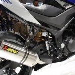 Yamaha R25 body