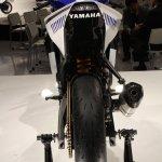 Yamaha R25 rear