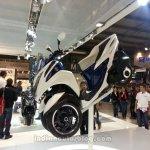 Yamaha Tricity front three quarters