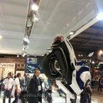 Yamaha Tricity rear wheel