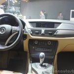 Zinoro 1E at 2013 Guangzhou Motor Show interiors