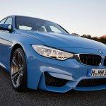 2014 BMW M3 leaked fender