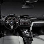2014 BMW M3 leaked interior