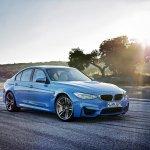 2014 BMW M3 leaked profile