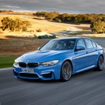 2014 BMW M3 leaked