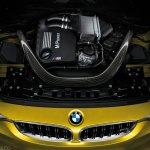 2014 BMW M4 leaked engine