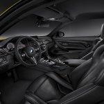 2014 BMW M4 leaked interior