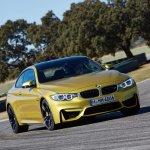 2014 BMW M4 leaked profile