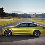 2014 BMW M4 leaked side