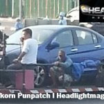 2014 Honda City Thailand spied front