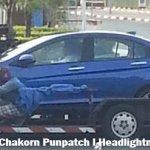 2014 Honda City Thailand spied side