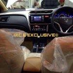 2014 Honda City VMT Diesel Spied dashboard