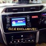 2014 Honda City VMT Diesel Spied music system