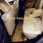 2014 Honda City VMT Diesel Spied rear seat
