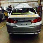 2014 Honda City VMT Diesel Spied
