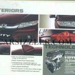 2014 Honda City brochure scan 3