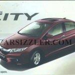 2014 Honda City brochure scan