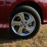 2014 Honda City drive alloy wheel