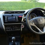 2014 Honda City drive dash