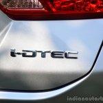 2014 Honda City drive diesel logo