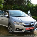 2014 Honda City drive doors open 2