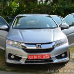 2014 Honda City drive doors open