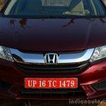 2014 Honda City drive front fascia