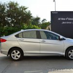 2014 Honda City drive petrol side