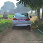 2014 Honda City drive rear 2