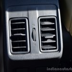 2014 Honda City drive rear AV vent