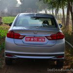 2014 Honda City drive rear