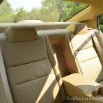 2014 Honda City drive seat back