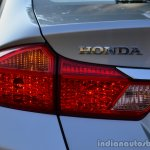 2014 Honda City drive taillights