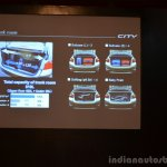2014 Honda City tech specs boot