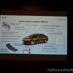 2014 Honda City tech specs diesel NVH