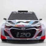 2014 Hyundai i20 WRC front