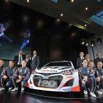 2014 Hyundai i20 WRC launch