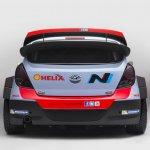 2014 Hyundai i20 WRC rear