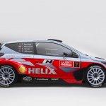 2014 Hyundai i20 WRC side