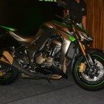 2014 Kawasaki Z1000 India launch profile