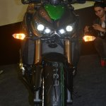 2014 Kawasaki Z1000 front view India launch