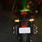 2014 Kawasaki Z1000 rear view India launch
