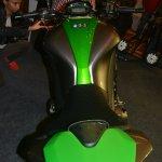 2014 Kawasaki Z1000 seat and fuel tank India launch
