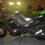 2014 Kawasaki Z1000 side view India launch