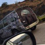 2014 Mahindra Scorpio Facelift spied IAB rear 2