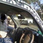 2014 Mahindra Scorpio facelift spyshot interiors