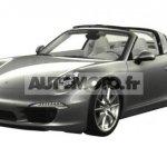 2014 Porsche 911 Targa leaked front quarter