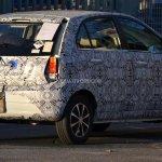 2014 Tata Vista Falcon 4 Italy spied rear quarter