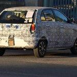 2014 Tata Vista Falcon 4 Italy spied rear three quarter